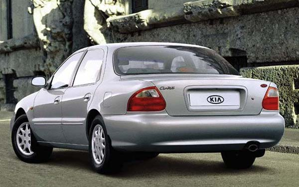 Kia Clarus II 1996-2001