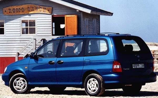Kia Carnival 1999-2005