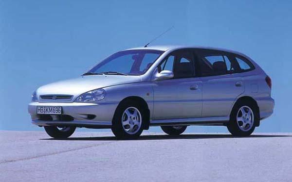 Kia Rio 2000-2002