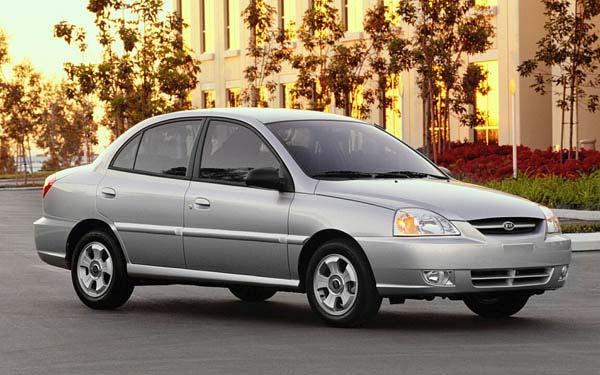 Kia Rio Sedan 2003-2005