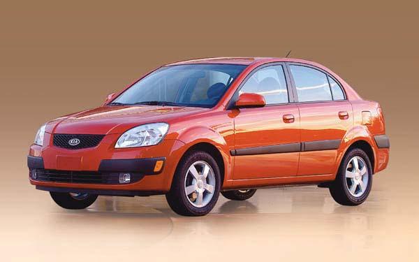 Kia Rio Sedan 2005-2011