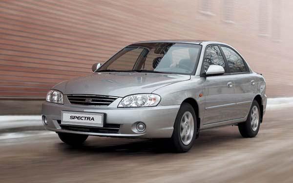 Kia Spectra 2004-2011