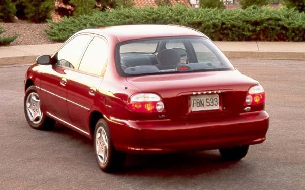 Kia Sephia II 1997-2003