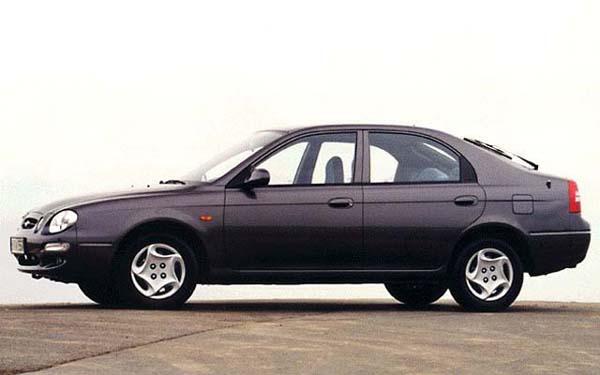 Kia Shuma 1997-1999