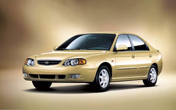 Kia Shuma 2000-2003