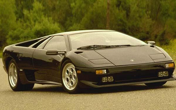 Lamborghini Diablo 1999-2001