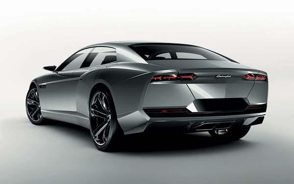 Lamborghini Estoque Prototipo