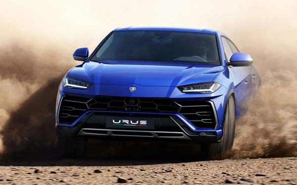 Фото Lamborghini Urus