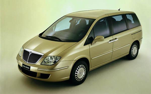 Lancia Phedra 2002-2007