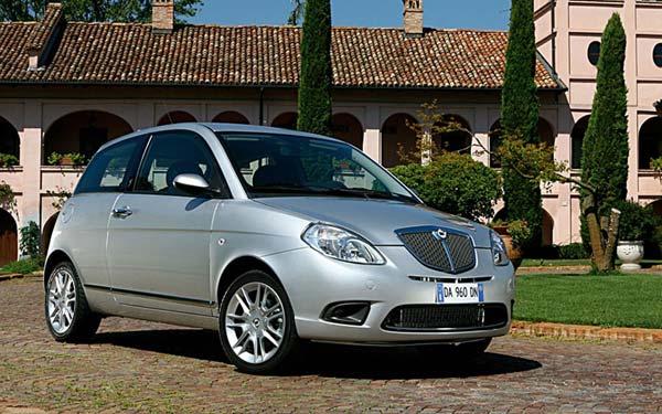 Lancia Ypsilon 2007-2010