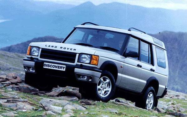 Land Rover Discovery 1998-2002