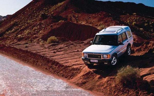 Фото Land Rover Discovery  (1998-2002)