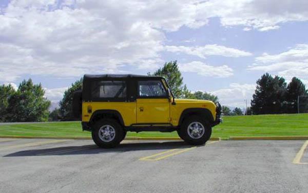 Land Rover Defender 1983-2006