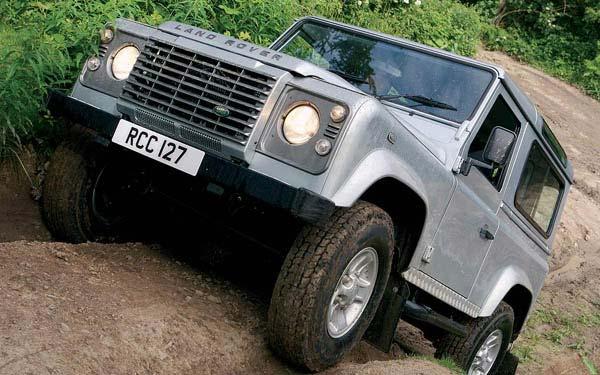 Land Rover Defender 90 2007-2016