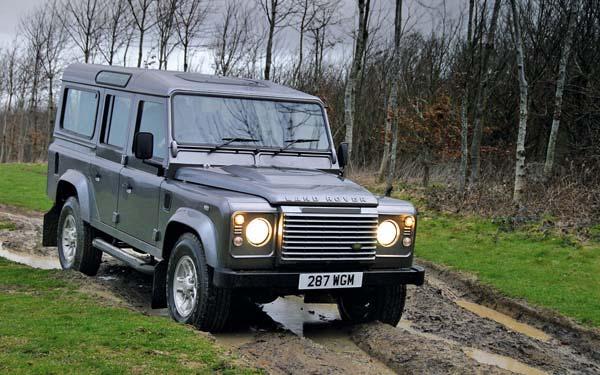 Land Rover Defender 110 2007-2016