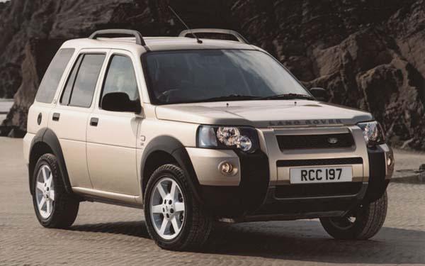 Land Rover Freelander 2004-2006