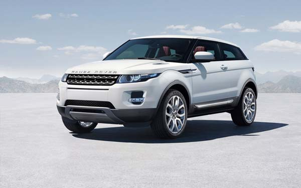 Range Rover Evoque Coupe (2011-2015) Фото #1