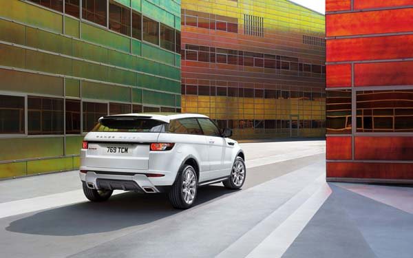 Range Rover Evoque Coupe (2011-2015) Фото #2