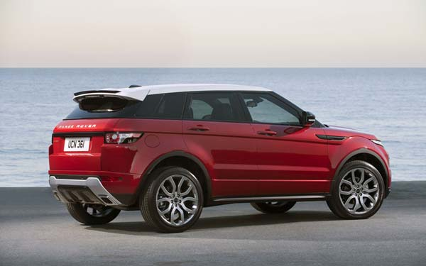 Range Rover Evoque 2011-2015