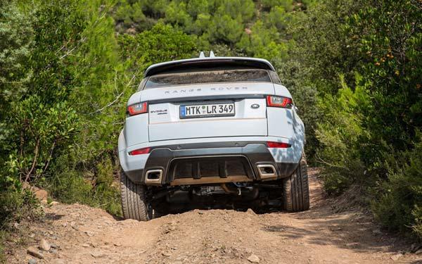 Range Rover Evoque Coupe 2015-2019