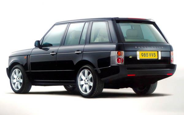 Land Rover Range Rover 2002-2004
