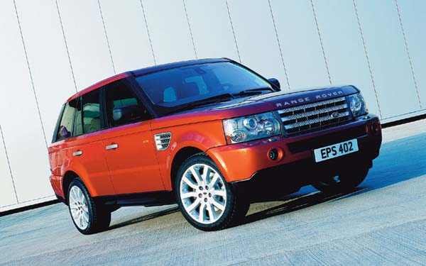 Land Rover Range Rover Sport (2005-2009) Фото #21