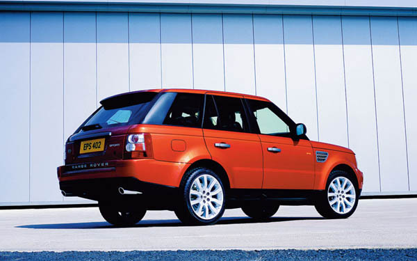 Land Rover Range Rover Sport (2005-2009) Фото #22