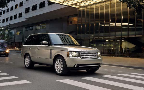 Land Rover Range Rover 2009-2012