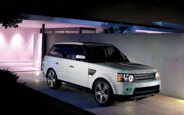 Land Rover Range Rover Sport (2009-2013) Фото #61