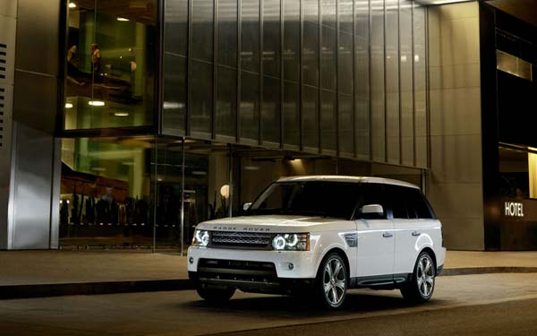 Land Rover Range Rover Sport (2009-2013) Фото #62