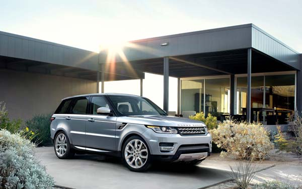 Land Rover Range Rover Sport (2013-2017) Фото #141