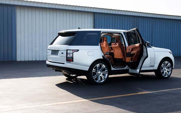Land Rover Range Rover LWB 2014-2017