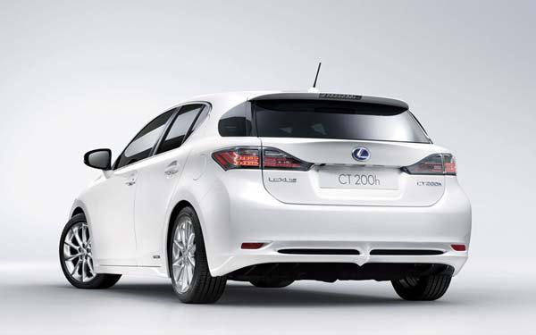 Lexus CT 2010-2013