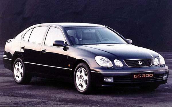 Lexus GS 2000-2005