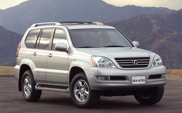 Lexus GX 2002-2009