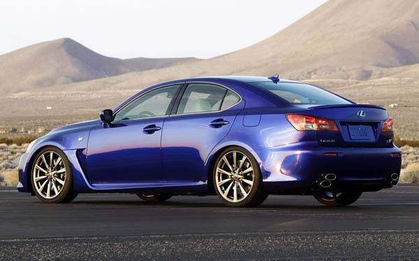 Фото Lexus IS-F