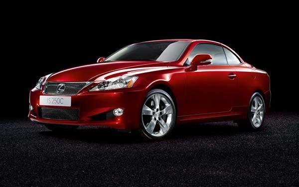 Lexus IS C 2009-2013