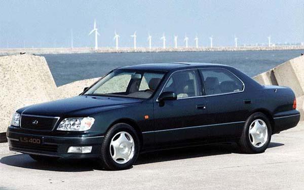 Lexus LS 1992-2000