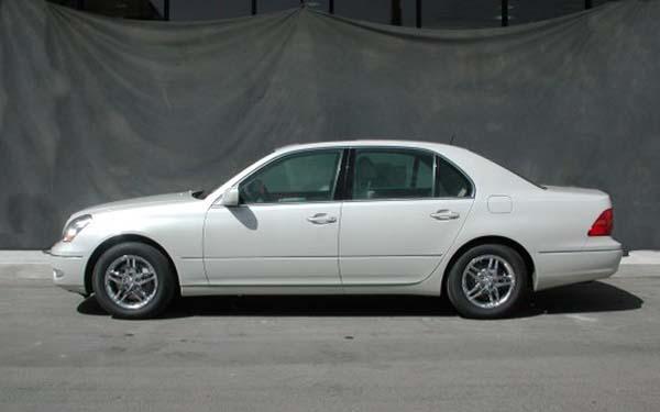 Lexus LS 2000-2005