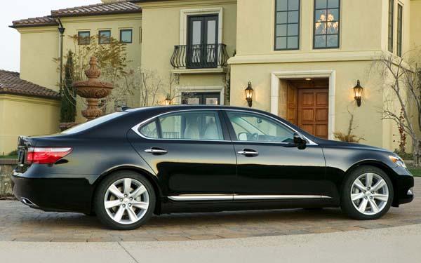 Lexus LS 2006-2012