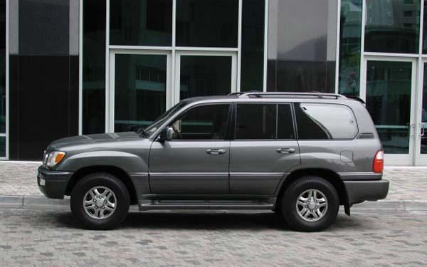 Lexus LX 1997-2007
