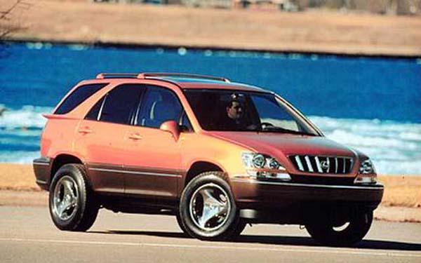 Lexus RX 2000-2002