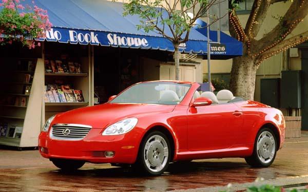Lexus SC 2001-2005
