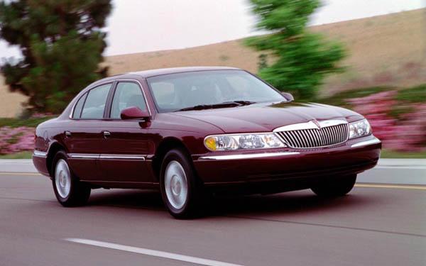 Lincoln Continental 1995-2002