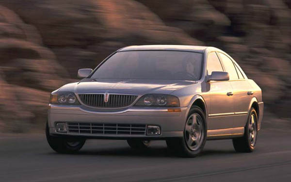 Lincoln LS 1998-2006