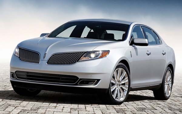 Lincoln MKS (2012-2016) Фото #31