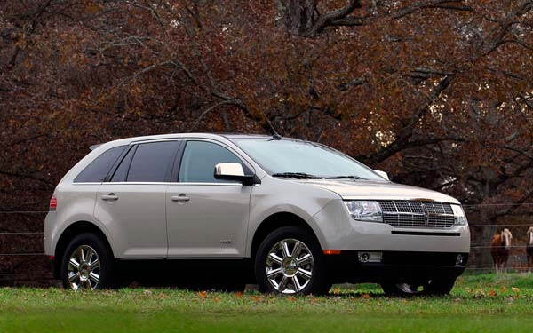 Lincoln MKX (2006-2010) Фото #1