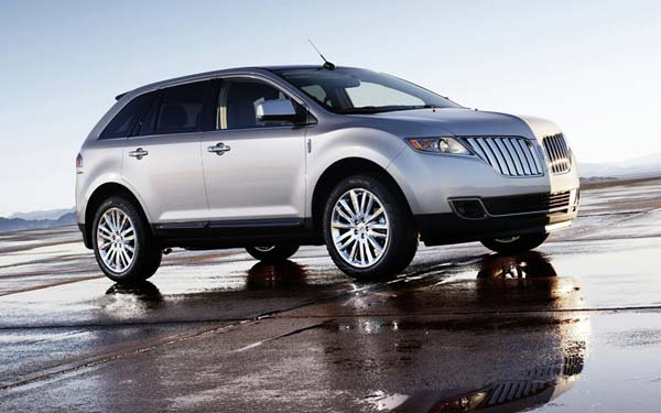 Lincoln MKX (2010-2015) Фото #10
