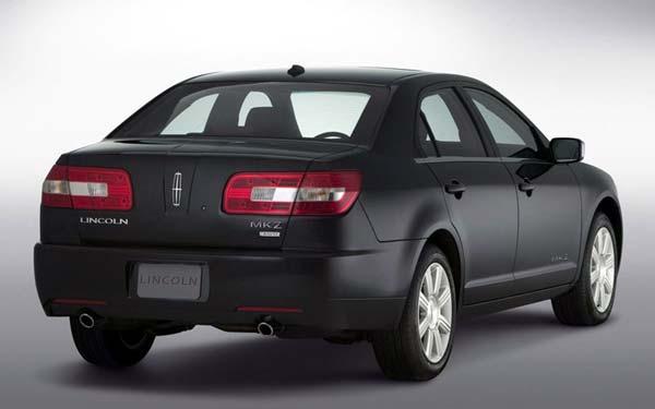 Lincoln MKZ 2007-2009