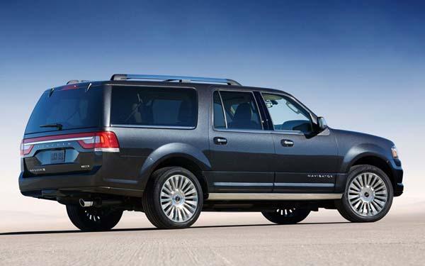 Lincoln Navigator 2014-2017